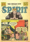 Cover for The Spirit (Register and Tribune Syndicate, 1940 series) #7/8/1945 [Chicago Sun]