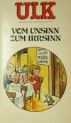 Cover for Ulk (BSV - Williams, 1978 series) #14 - Vom Unsinn zum Irrsinn