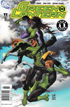 Cover for Green Lantern (DC, 2005 series) #11 [Newsstand]