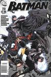 Cover for Batman (DC, 1940 series) #713 [Newsstand]