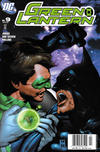 Cover for Green Lantern (DC, 2005 series) #9 [Newsstand]