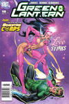 Cover for Green Lantern (DC, 2005 series) #18 [Newsstand]