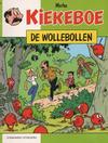 Cover for Kiekeboe (Standaard Uitgeverij, 1990 series) #1 - De Wollebollen