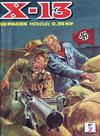 Cover for X-13 Agent Secret (Impéria, 1960 series) #7