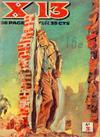 Cover for X-13 Agent Secret (Impéria, 1960 series) #3