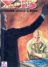 Cover for X-13 Agent Secret (Impéria, 1960 series) #27