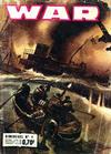 Cover for War (Impéria, 1970 series) #4