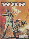 Cover for War (Impéria, 1970 series) #6