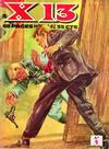 Cover for X-13 Agent Secret (Impéria, 1960 series) #1