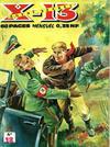 Cover for X-13 Agent Secret (Impéria, 1960 series) #12