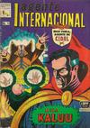 Cover for Agente Internacional (Editora de Periódicos La Prensa S.C.L., 1966 series) #14