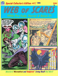 Cover Thumbnail for Web of Scares Special Collector's Edition (Dennis Druktenis, 2009 series) #4