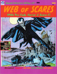 Cover Thumbnail for Web of Scares Special Collector's Edition (Dennis Druktenis, 2009 series) #2