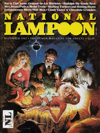 Cover Thumbnail for National Lampoon Magazine (21st Century / Heavy Metal / National Lampoon, 1970 series) #v2#53