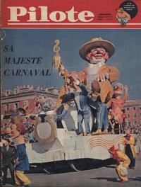 Cover Thumbnail for Pilote (Dargaud, 1960 series) #68