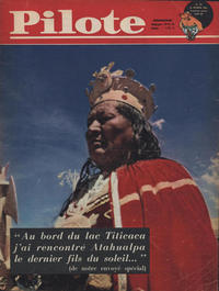 Cover Thumbnail for Pilote (Dargaud, 1960 series) #70