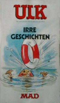 Cover Thumbnail for Ulk (BSV - Williams, 1978 series) #6 - Irre Geschichten
