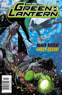 Cover Thumbnail for Green Lantern (DC, 2005 series) #5 [Newsstand]