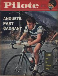 Cover Thumbnail for Pilote (Dargaud, 1960 series) #72