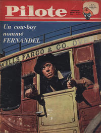 Cover Thumbnail for Pilote (Dargaud, 1960 series) #73