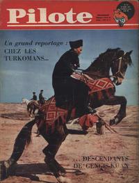 Cover Thumbnail for Pilote (Dargaud, 1960 series) #74