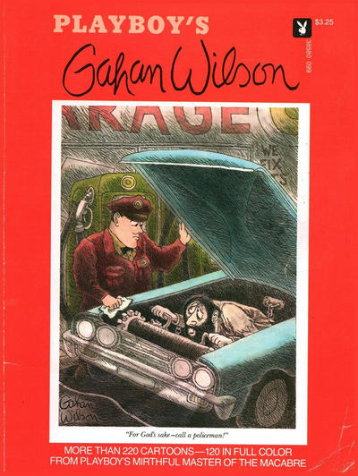 Cover for Playboy's Gahan Wilson (Playboy Press, 1973 series)