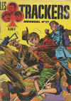 Cover for Les Trackers (Impéria, 1969 series) #17
