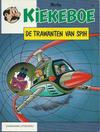 Cover for Kiekeboe (Standaard Uitgeverij, 1990 series) #12 - De trawanten van Spih