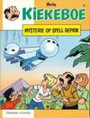 Cover for Kiekeboe (Standaard Uitgeverij, 1990 series) #15 - Mysterie op Spell-Deprik