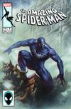 Cover for Amazing Spider-Man (Marvel, 2018 series) #1 (802) [Variant Edition - Sanctum Sanctorum / KRS Comics / Scott's Collectables Shared Exclusive - Lucio Parrillo Cover]