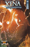 Cover for Xena (Dynamite Entertainment, 2018 series) #1 [Comics Elite NWI Comic-Con Exclusive Cover]