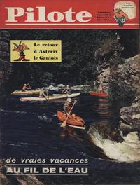 Cover Thumbnail for Pilote (Dargaud, 1960 series) #82