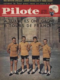 Cover Thumbnail for Pilote (Dargaud, 1960 series) #87