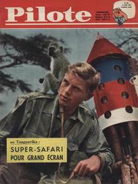 Cover Thumbnail for Pilote (Dargaud, 1960 series) #86