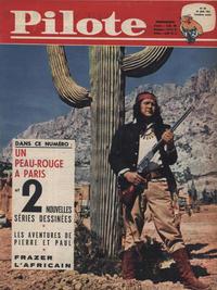 Cover Thumbnail for Pilote (Dargaud, 1960 series) #88