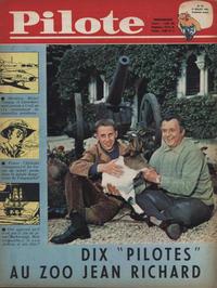 Cover Thumbnail for Pilote (Dargaud, 1960 series) #90