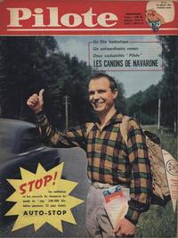 Cover Thumbnail for Pilote (Dargaud, 1960 series) #91