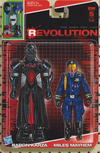 Cover for Revolution (IDW, 2016 series) #5 [Subscription Cover D]