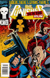 Cover Thumbnail for The Punisher (1987 series) #85 [Newsstand]