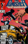 Cover for The Punisher (Marvel, 1987 series) #26 [Newsstand]