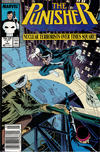 Cover for The Punisher (Marvel, 1987 series) #7 [Newsstand]