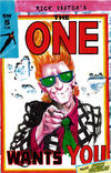 Cover for Rick Veitch's The One (IDW, 2018 series) #5