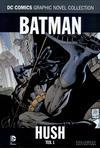Cover for DC Comics Graphic Novel Collection (Eaglemoss Publications, 2015 series) #1 - Batman - Hush 1