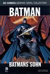 Cover for DC Comics Graphic Novel Collection (Eaglemoss Publications, 2015 series) #8 - Batman - Batmans Sohn