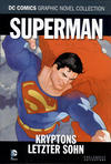 Cover for DC Comics Graphic Novel Collection (Eaglemoss Publications, 2015 series) #3 - Superman - Kryptons letzter Sohn