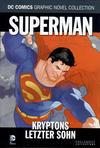 Cover for DC Comics Graphic Novel Collection (Eaglemoss Publications, 2015 series) #3 - Superman - Kryptons letzter Sohn