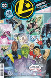 Cover Thumbnail for Legion of Super-Heroes (2020 series) #5