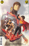 Cover Thumbnail for Legion of Super-Heroes (2020 series) #5 [Alex Garner Cardstock Cover]