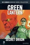 Cover for DC Comics Graphic Novel Collection (Eaglemoss Publications, 2015 series) #6 - Green Lantern - Secret Origin
