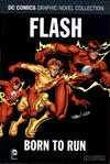Cover for DC Comics Graphic Novel Collection (Eaglemoss Publications, 2015 series) #12 - Flash - Born to Run